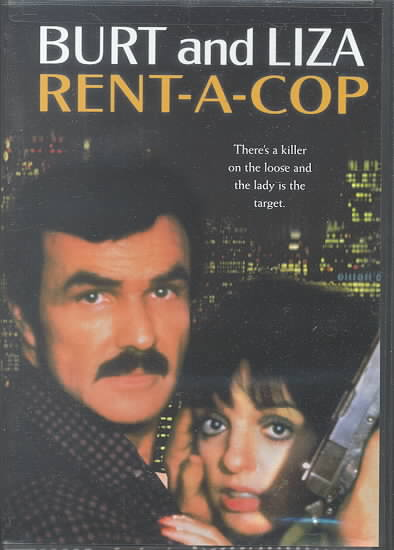 RENT A COP BY REYNOLDS,BURT (DVD)